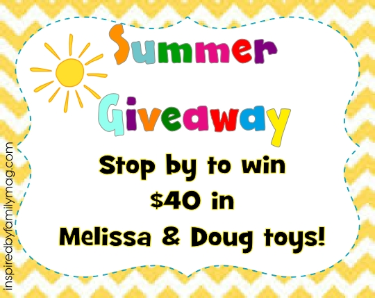 summer giveaway 2013