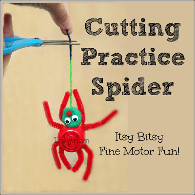 cutting practice spider