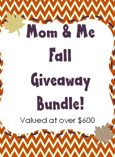 Mom & Me Fall Giveaway