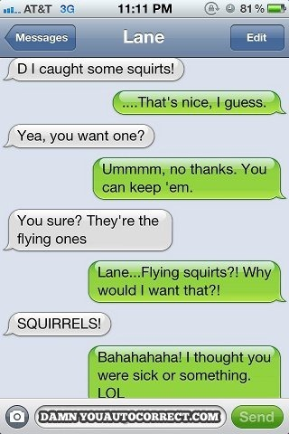 text funnies 2