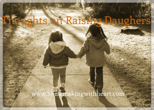 thoughts on raising a daughter
