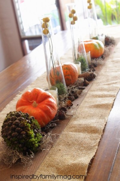 Easy Fall Home Decor Tips On a Budget