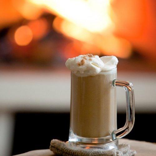 Pumpkin Toffee Coffee Au Lait Recipe
