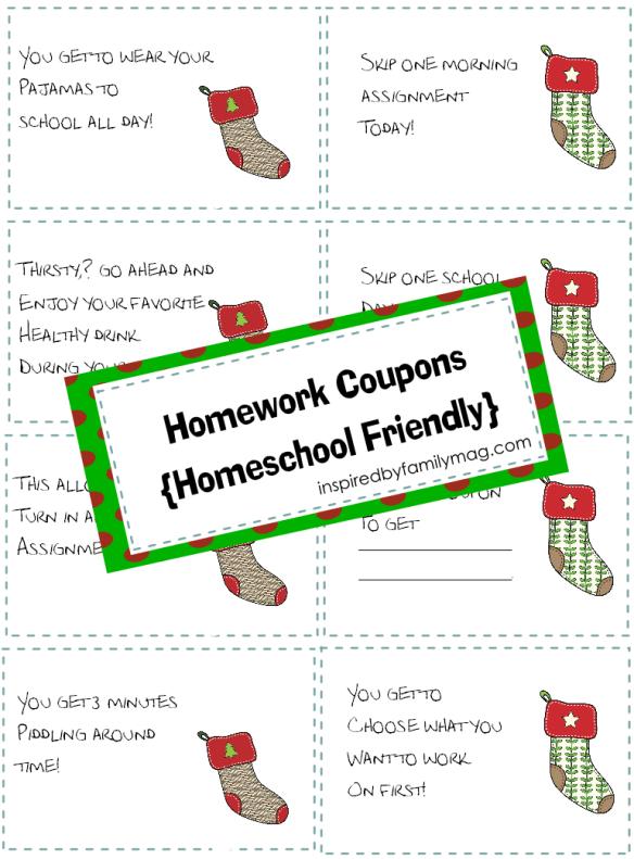 homeschooling coupons