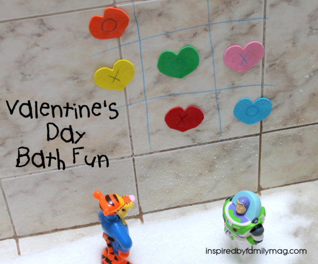Valentine's day activity for kids