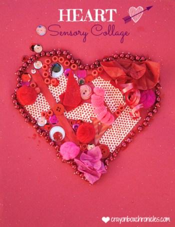 valentine's day kid craft