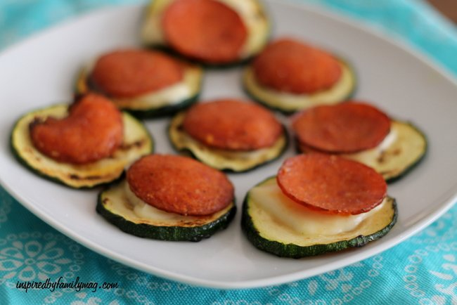 zucchini bites