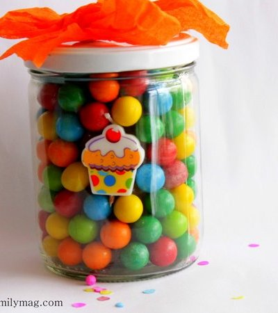 A Simple DIY Birthday Gift Kids Love! (surprise inside)