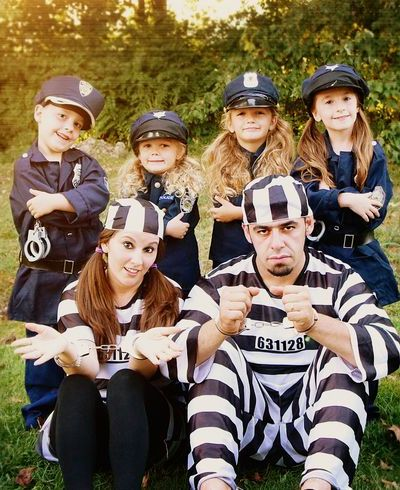 Top 15 Family Halloween Costume Ideas