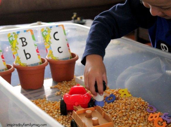 farm alphabet activity