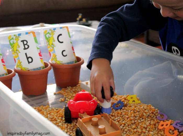 farm alphabet activity