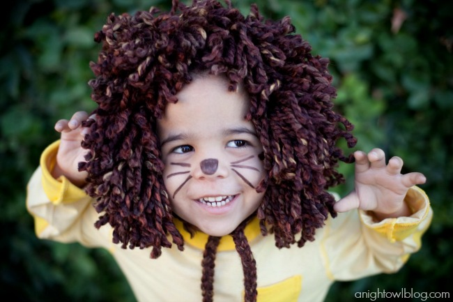 Lion-Halloween-Costume
