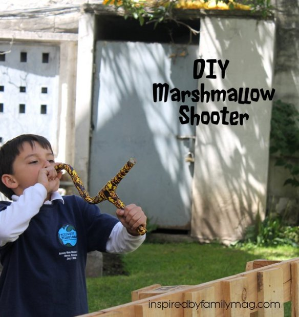 diy marshmallow shooters
