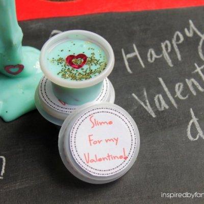 Easy DIY Valentine's Day Favors