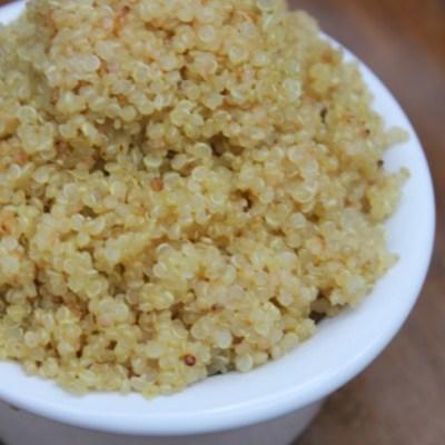 Amazing Fluffy Quinoa Recipe