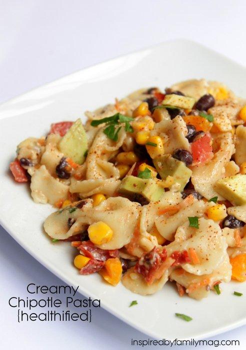 creamy chipotle sauce healthy