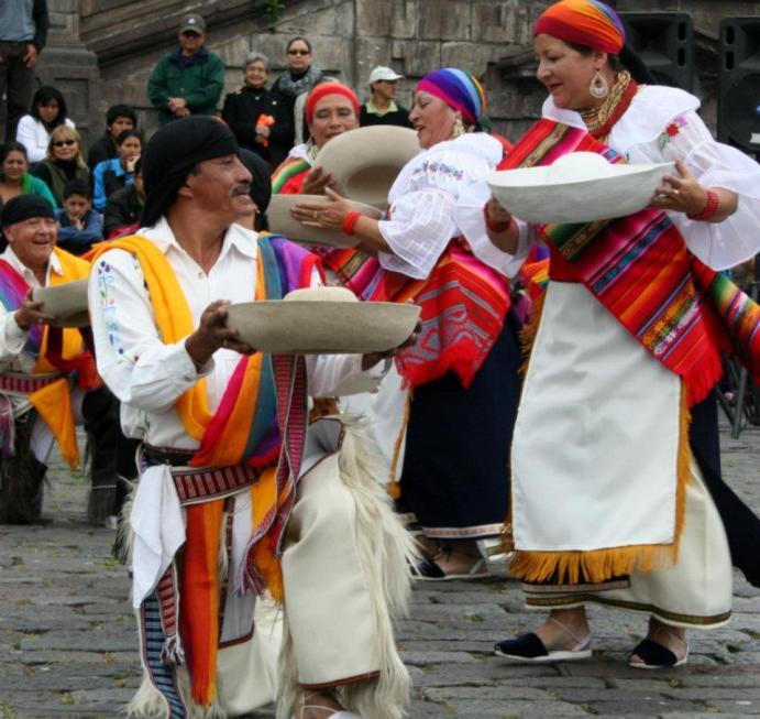 carnaval dancing