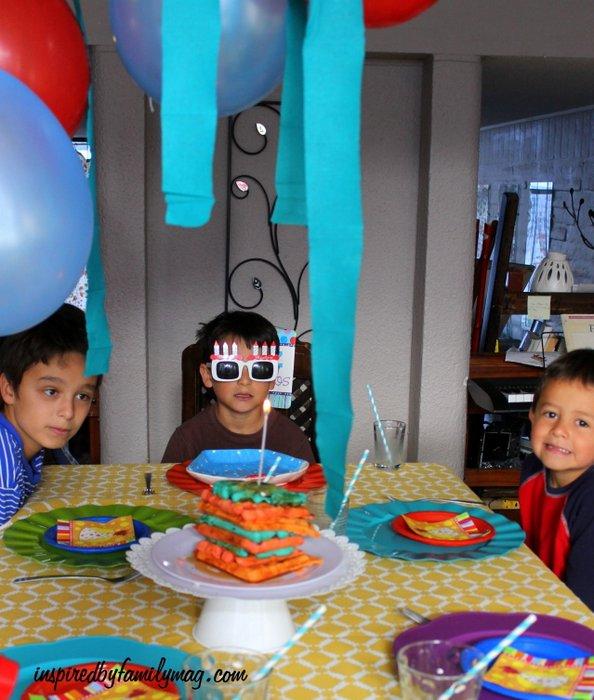 birthday breakfast idea