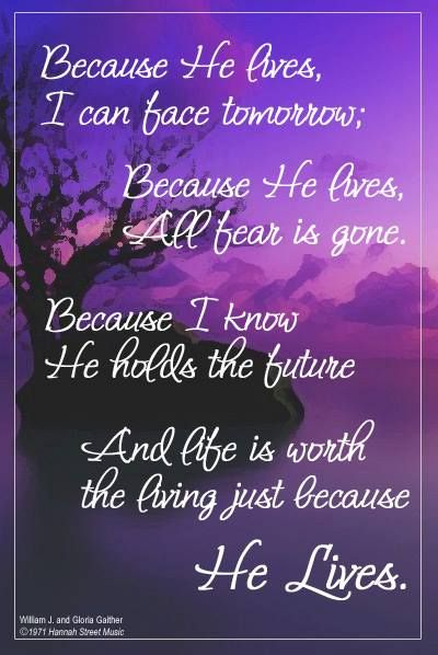 because he lives quote 2