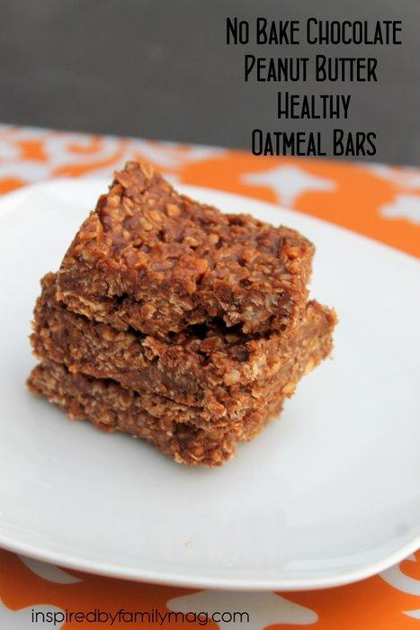 healthy chocolate bar