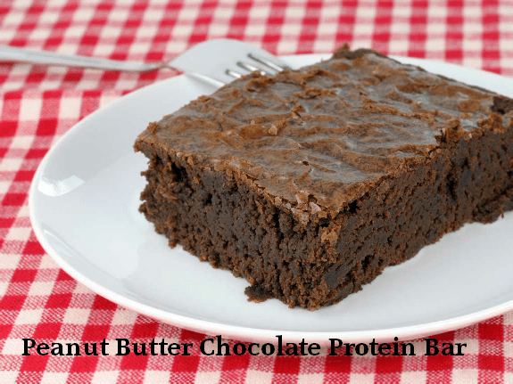 pb chocolate protein bar