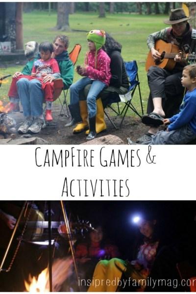 Campfire Games & Activities