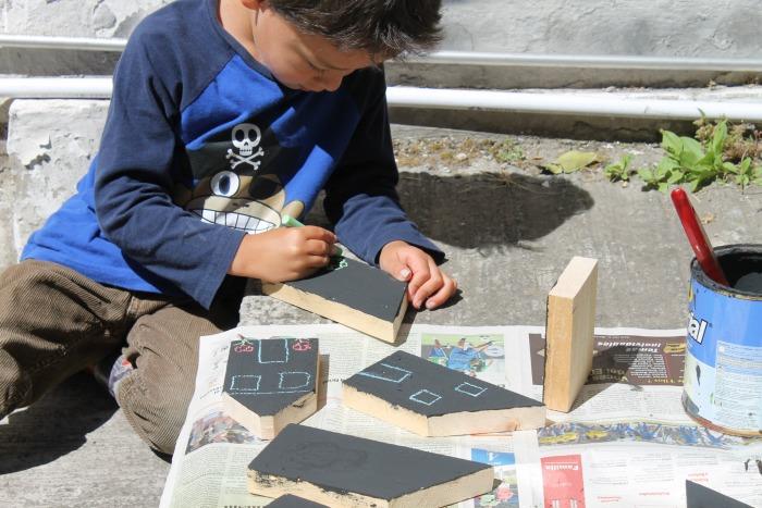diy wooden blocks