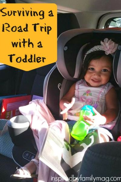 Surviving a Road Trip with a Toddler: Tips and Activities