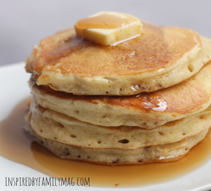 awesome pancake recipe