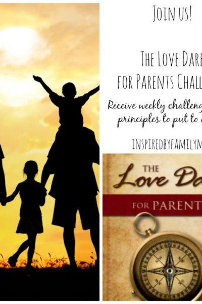 The Love Dare for Parents Challenge