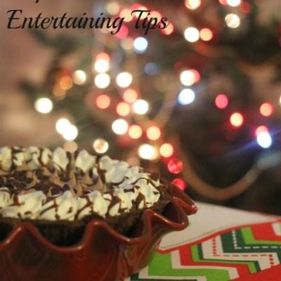 Simple Christmas Entertaining Tips