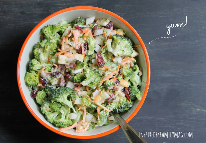 broccoli salad 1