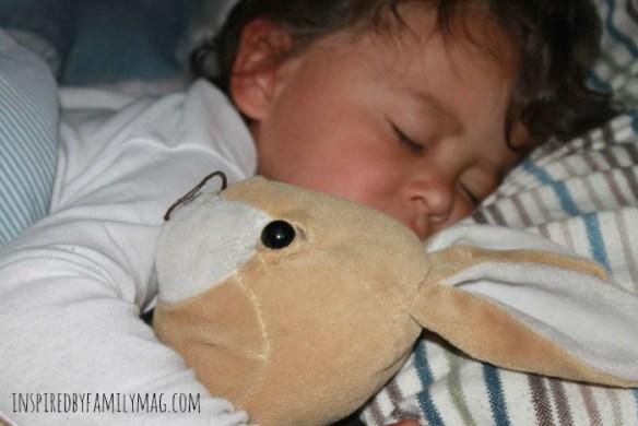 sleeping mateo 1