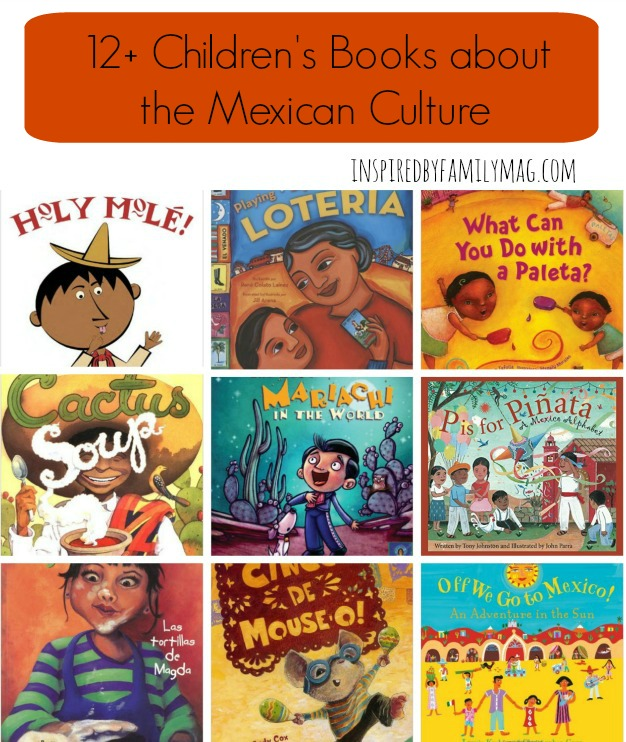children books about mexican culture