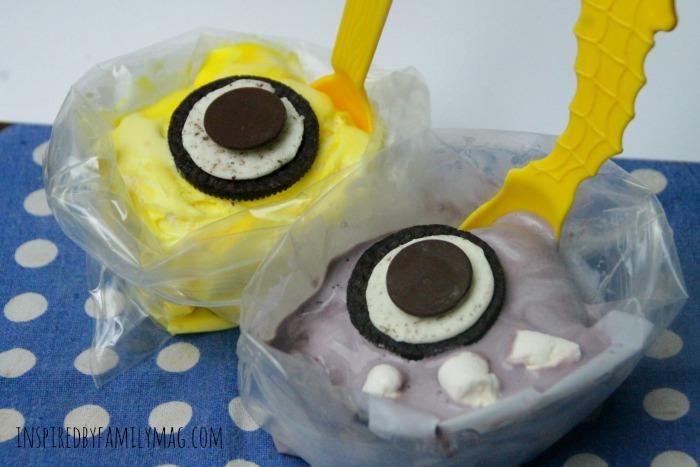 minion ice cream 2