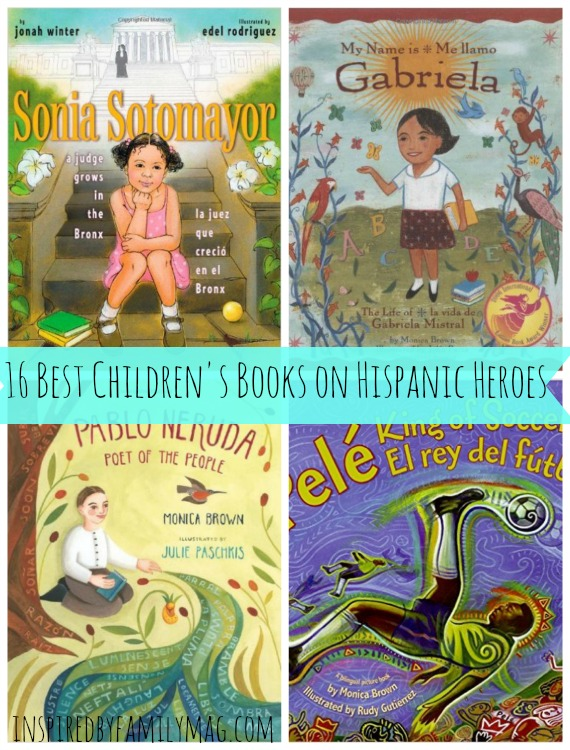 hispanic heroes books