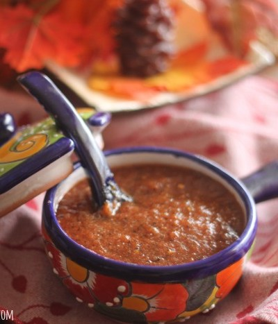 How to Make Amazing Authentic Mexican Chipotle Salsa