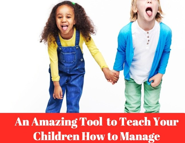 An Amazing Tip to Teach Your Kids How to Handle Conflict & Sibling Rivalry
