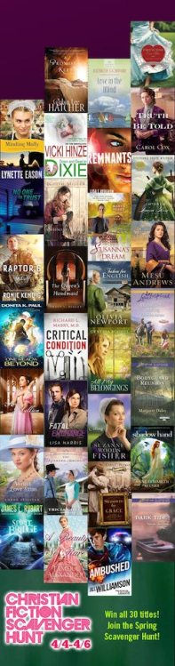Giveaway: Multi-Author (4/4/14 – 4/6/14)