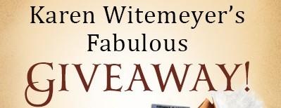 Giveaway: Karen's Website Launch Party 11/12/14 – 11/26/14