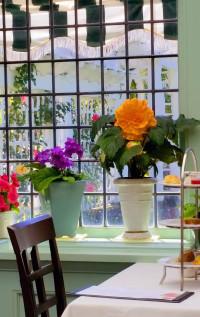 Buchart Gardens Dining Room
