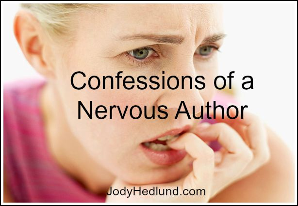 Confessions of a Nervous Author