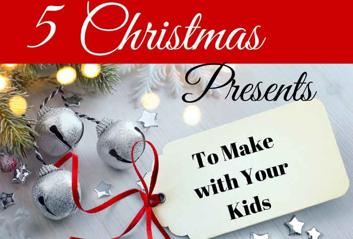 Creating Meaningful Christmas Gifts with Your Family
