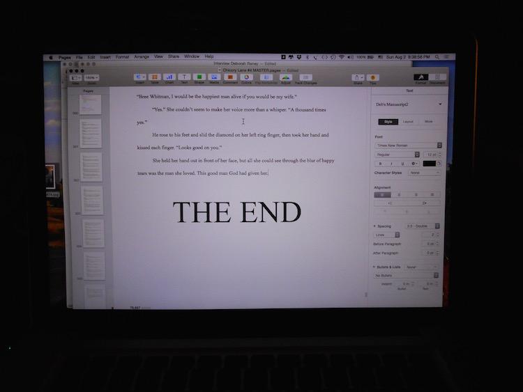 How to Encourage (orDiscourage) a Writer on Deadline