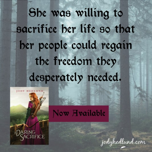 A Daring Sacrifice Giveway 3