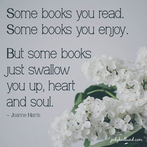 Books Swallow You