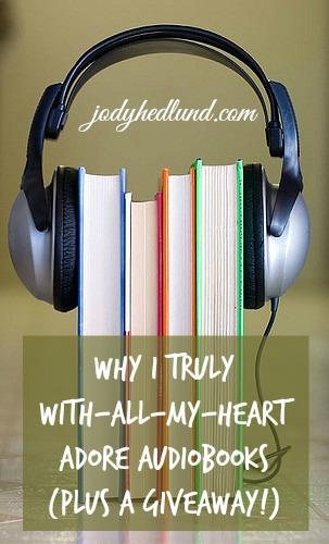 Audiobooks Giveaway