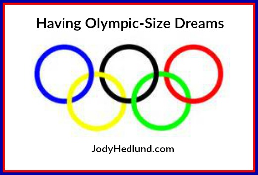 Olympic Size Dreams