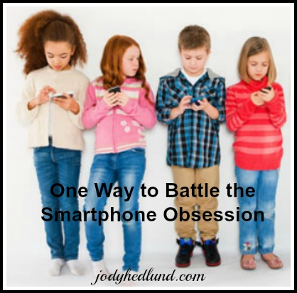 One Way to Battle the Smartphone Obsession