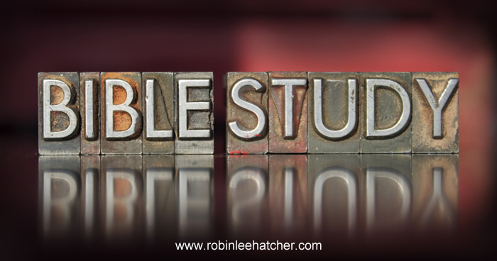 how to begin to study the bible